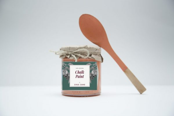Chalk paint by Chus Cano