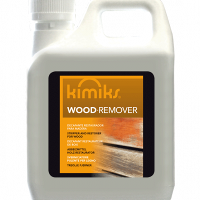 Wood remover